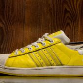шикарнейшие мужские кроссовки adidas super star размер 45 2/3 стелька 29 см состояние отличное