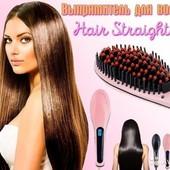 Fast hair HQT-906 (расческа-выпрямитель)