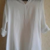 Легкая натуральная блуза ( One Size )