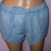 Легенькі джинсові шорти р XS Hollister