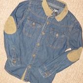 Рубашка на 6-7 лет