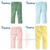 Цветные джинсы скини Impidimpi . германия