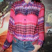шифоновая блузка размер 12