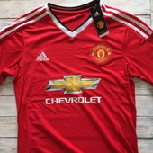 Футболка Adidas футбольная новая