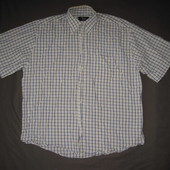 Gino di Roma (XL)  рубашка мужская натуральная