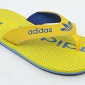 Мужские вьетнамки Adidas 42, 45, 46 размер