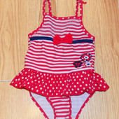 Красивый купальник Disney для девочки 12-18 месяцев, 86 см
