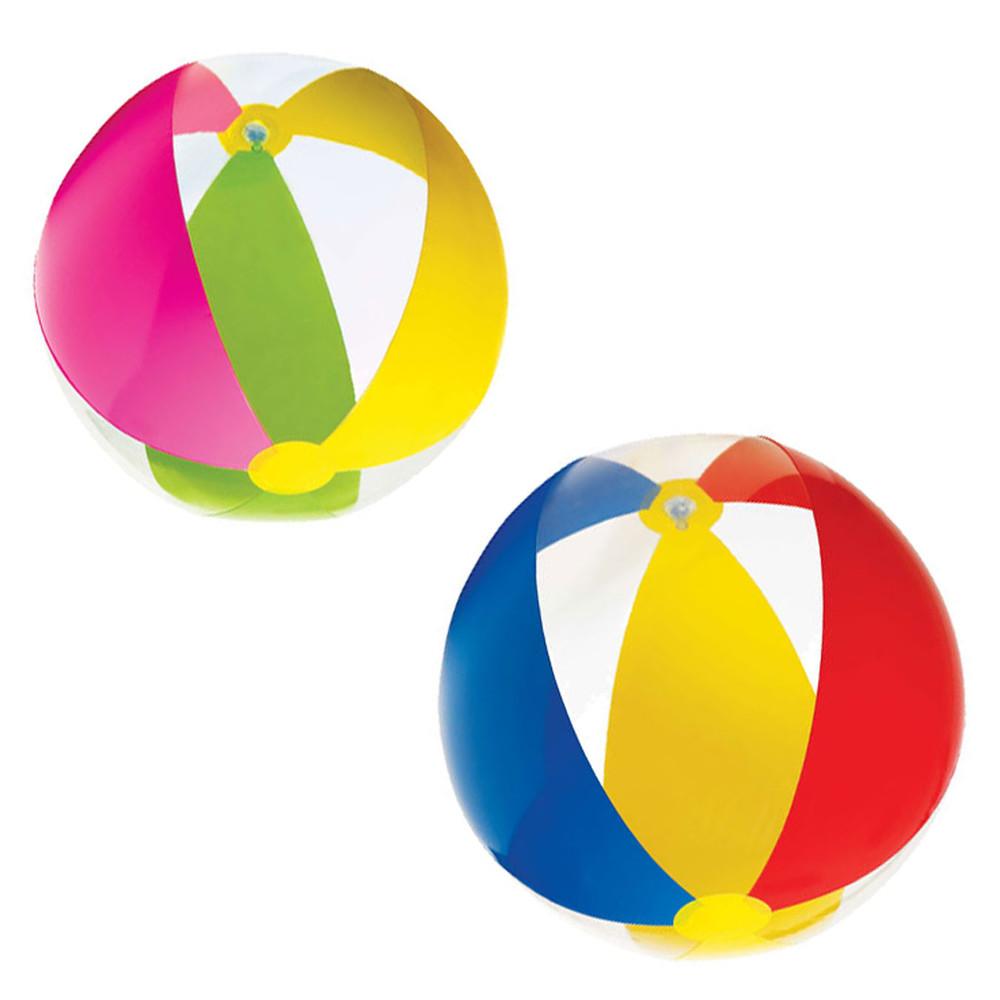 """Надувной мяч """"парадиз"""" intex 59032np фото №1"""