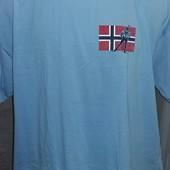 Качественная футболка B&C(бельгия) размер ХХЛ