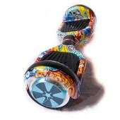 Гироскутер Smart balance wheel 6.5 дюймов Графити 2