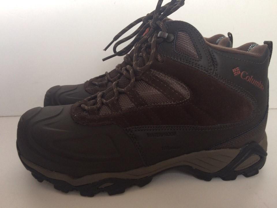 Мужские зимние ботинки columbia silcox waterproof размер 42, цена ... 24775837c14