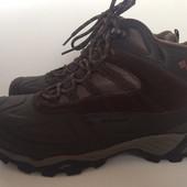 Мужские зимние ботинки Columbia Silcox waterproof размеры 42-43