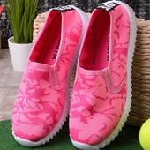 Легкие яркие женские кроссовки
