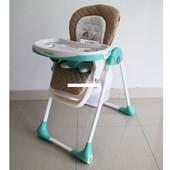Стульчик для кормления Carrello toffee CRL-9502 green ***
