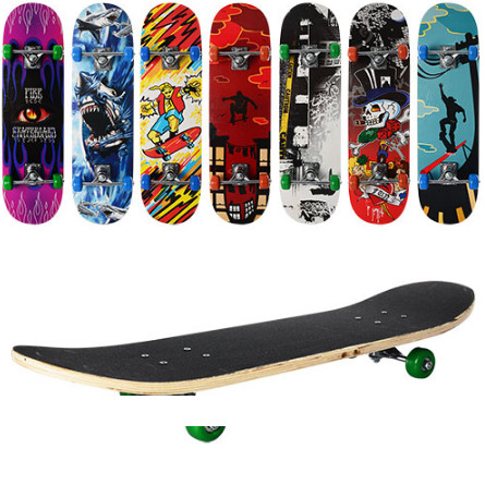 Скейт MS 0322-2 Пенни борд ( Penny Board) *** фото №1
