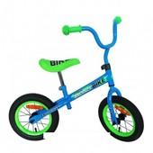 Детский велобег BB004 стальная рама, катафоты, колеса 12'' ***