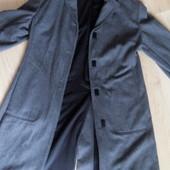 Тонкое пальто от Stefanel(Италия) p.44(наш 48-50)