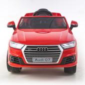 Детский электромобиль Audi Q7 Babyhit Китай красный 12122730