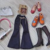 Обувь одежда для кукол  братс  bratz