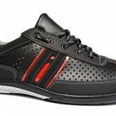 Стильные спортивные туфли на лето 44 размер