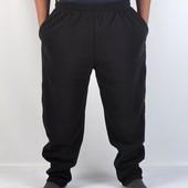 Новые теплые мужские спортивные штаны (размер XL/50)