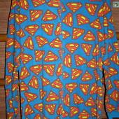 Пижама хлопковая, мужская, размер М, рост до 178 см