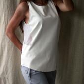 блузка под кожу Zara