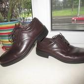 Кожаные туфли Hotter 44 р.Англия