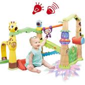 Игровой развивающий комплекс little tikes 640964 «light'n go activity garden treehouse»l