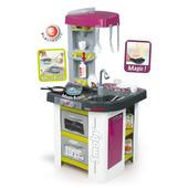 Интерактивная детская Кухня cousine studio bubble kitchen Smoby 311006