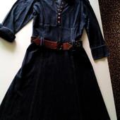 Джинсовое платье р.М-Л