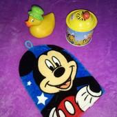 Набор игрушек, рукавичка для купания (Canpol babies)