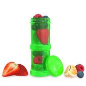 Набор контейнеров для еды 2 шт. Twistshake 78026 Швеция зеленый 12124871