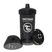 Детская чашка-непроливайка 360 мл. Twistshake 78077 Швеция черный 12124910