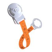 Цепочка для пустышки Twistshake 78096 Швеция оранжевый 12124925