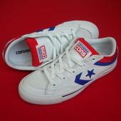 Кеды кроссовки Converse натур кожа оригинал 39-40 размер