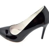 Туфли женские Maxi Trend DL2 черные