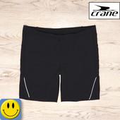 Спортивные шорты Crane р. M-L (40). Состояние новых. велошорты, фитнесс