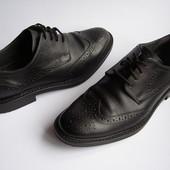 Кожаные туфли Fretz, р. 41 – 27,5см.