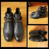 Фирменные ботинки Catwalk, размер 40
