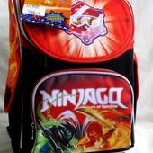 Школьный рюкзак для первоклашек . Рюкзаки в начальные классы .Ninjago