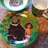 Набір дитячий Мауглі, 3 предмета