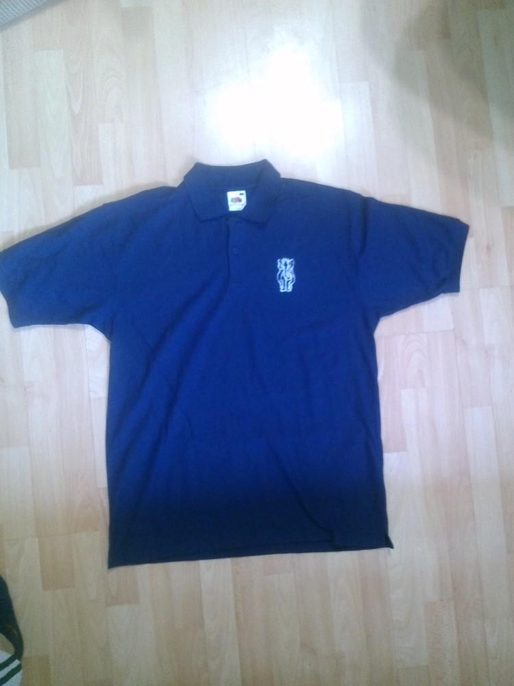 Фирменная футболка поло тениска L-XL фото №1