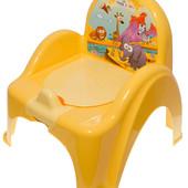 Горшок-стульчик музыкальный Safari Tega baby PO-041