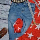2 - 3 года 98 см фирменные мего крутые штаны джинсы мальчику Зара Zara