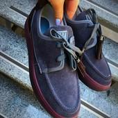 Туфли примеры натуральный замш