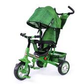 Велосипед трехколесный Zoo-Trike крокодильчик