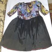 шикарное платье на девочку!