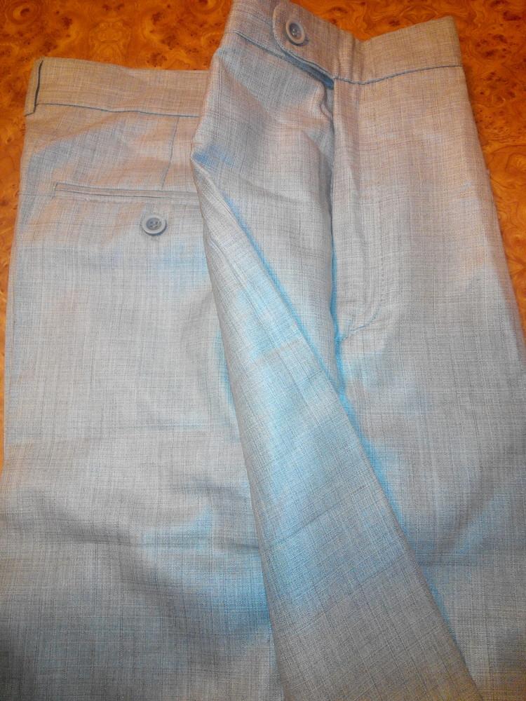брюки в школу мужские 44р фото №1