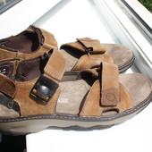 Новые мужские сандалии Clarks Raffe Sun кожа 42 размер